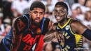 Who won the Victor Oladipo-Paul George trade between the Thunder and Pacers?