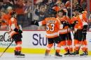 Slap Shots: Flyers vs. Maple Leafs