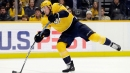Predators' Ryan Johansen fined for elbow on Lightning's Brayden Point