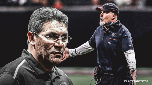 Why Ron Rivera makes complete sense for the Falcons if Dan Quinn is fired