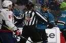 NHL fines Sharks' Evander Kane for elbowing