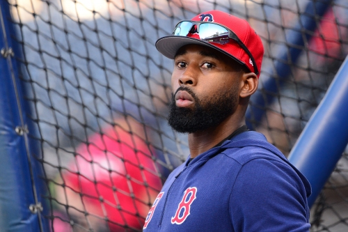 Jackie Bradley Jr. trade speculation with Red Sox includes Diamondbacks, Cubs, Mets