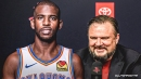 Chris Paul claims Rockets GM Daryl Morey said there would be no trade to Thunder