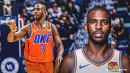 Chris Paul knows things 'can be a lot worse' than playing for rebuilding OKC