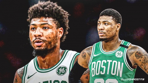 Marcus Smart out vs. Heat with illness, but no update on oblique injury