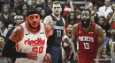 The reason Carmelo Anthony won West Player of the Week over James Harden, Luka Doncic
