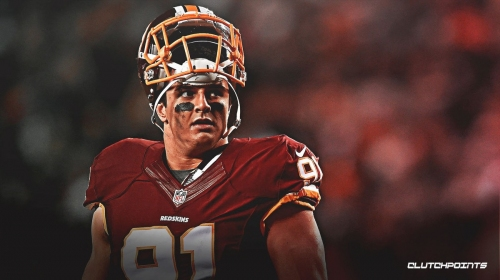 Ryan Kerrigan has been cleared from the NFL's concussion protocol