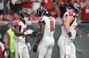 Falcons injury report: Julio Jones, Calvin Ridley, Austin Hooper limited on Wednesday