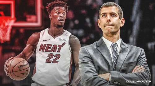 Celtics coach Brad Stevens knew Jimmy Butler would take Heat to another level
