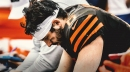 Browns' Baker Mayfield is also dealing with a rib injury
