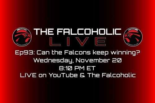 The Falcoholic Live: Ep94 - The Chase for Young is on