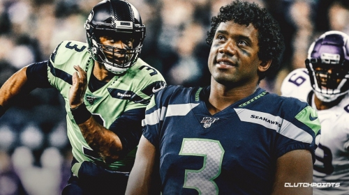 Seahawks QB Russell Wilson leads the NFC in Pro-Bowl voting