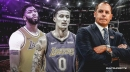 Lakers coach Frank Vogel reveals Kyle Kuzma, Anthony Davis are the most impacted by flu-like symptoms