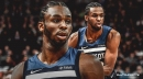 Andrew Wiggins sets Timberwolves franchise record for all-time 3-pointers made