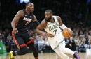 Celtics give Miami a heat check 112-93