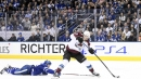 Bad break for Jason Spezza leads to Maple Leafs loss to Avalanche