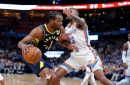 Pacers hold on late vs. Thunder to sweep season series