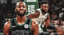 Kemba Walker calls Jaylen Brown the 'X-factor' for Celtics