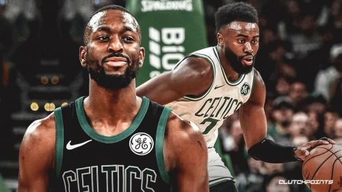 Kemba Walker calls Jaylen Brown the 'X-factor' for Celtics