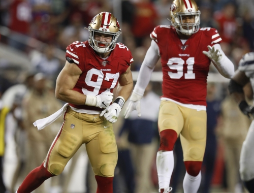 Kurtenbach: The peculiar reason everything (yes, everything) is on the line for the 49ers in New Orleans
