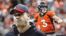 Bill O'Brien thinks highly of Broncos' Drew Lock