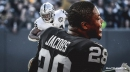 Raiders RB Josh Jacobs wins November's Offensive Rookie of the Month