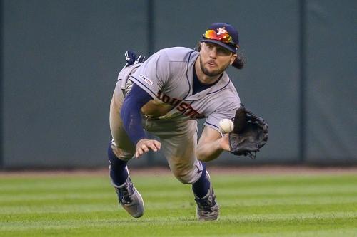 Mets trade for center fielder Jake Marisnick