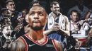 Damian Lillard drew inspiration from Dirk Nowitzki staying with Mavs his whole career