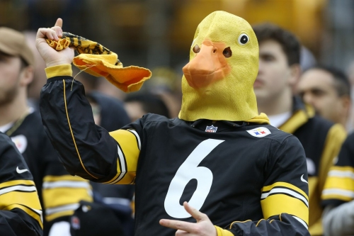 Steelers fan confidence rises as the 'Duck Mania' hits a fever pitch