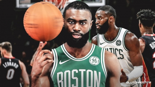 Jaylen Brown's improvement a result of arduous two-a-days in the summer