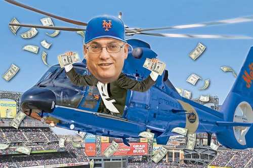 Steve Cohen is Mets' godsend that 'should bother the Yankees'