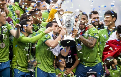 The Sounders will open their 2020 season against the Chicago Fire at CenturyLink Field