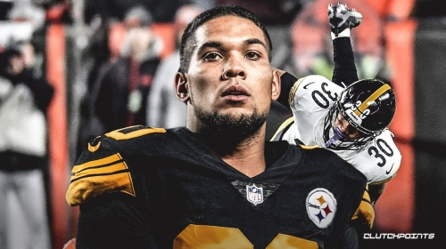 Steelers RB James Conner will not play in Week 14