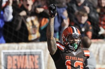 Beckham vague about future with Browns amid 'bad' season