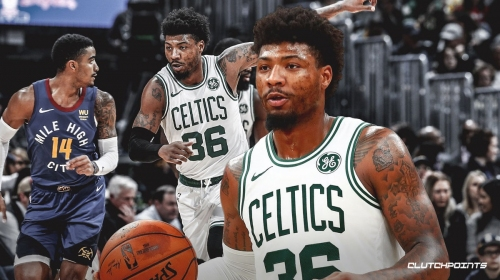 Celtics' Marcus Smart questionable for Friday's game vs. Nuggets