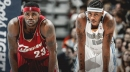 LeBron James, Carmelo Anthony recall the first time they met each other