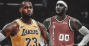 Lakers' LeBron James on what he respects most about Carmelo Anthony