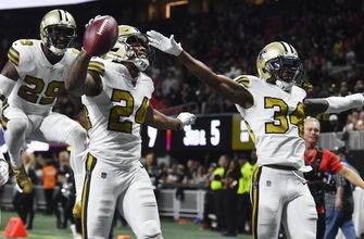 Saints, 49ers clash with top NFC seeding in the balance