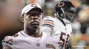 Bears' Roquan Smith ruled out for remainder of game vs. Cowboys after pectoral injury