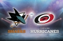 Sharks edged by Hurricanes in shootout