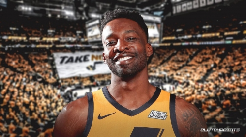 Jeff Green not going to 'sugarcoat' Jazz's state, says they're 'low' right now