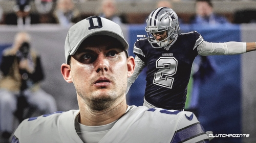 Cowboys K Brett Maher hits a new low with 10th missed field goal of the season