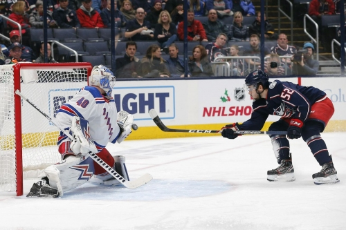 Game #28 Recap: Near misses, Panarin do Blue Jackets in