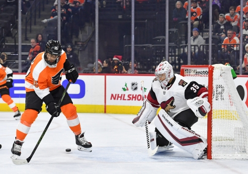 Den's Digest: How the Coyotes held on to edge Flyers