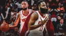 Austin Rivers not worried about traps on James Harden, says it's Rockets' job to punish the defensive scheme
