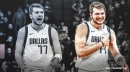 Mavs' Luka Doncic unfazed by MVP talks, chants
