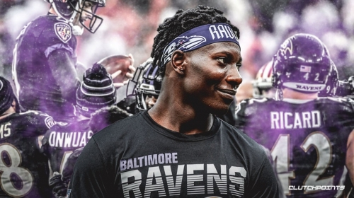 The Ravens need a massive game from Marquise Brown against the Bills