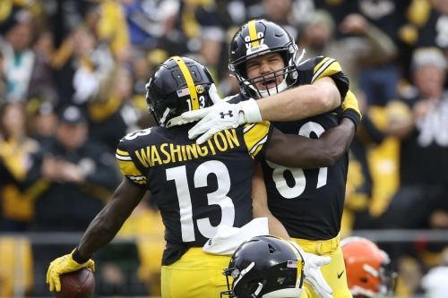 5 plays that explain the Steelers' slow start, and strong finish, vs. the Browns in Week 13