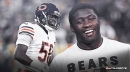 Bears LB Roquan Smith is feared to have torn his pec vs. Cowboys