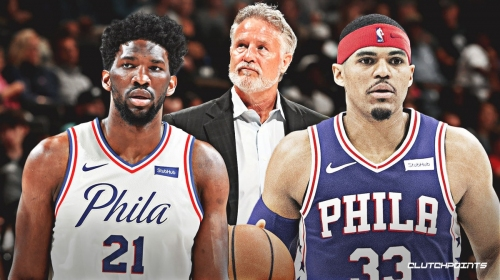 Joel Embiid, Tobias Harris, Brett Brown clueless as to why Sixers struggle on the road